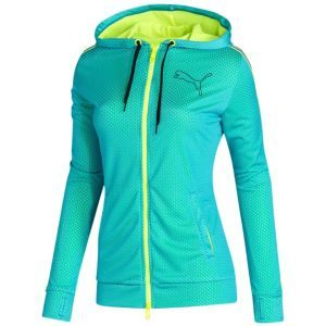 PUMA OTF Soccer FZ Hoodie - Women's - Sport Inspired - Clothing - Diva Blue