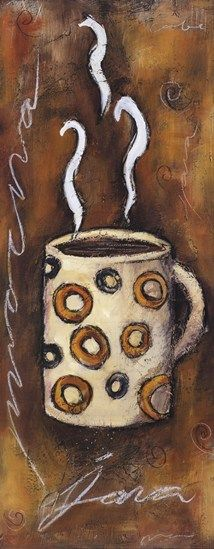 Java by Tara Gamel art print