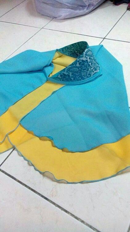 Twist shawl 1b
