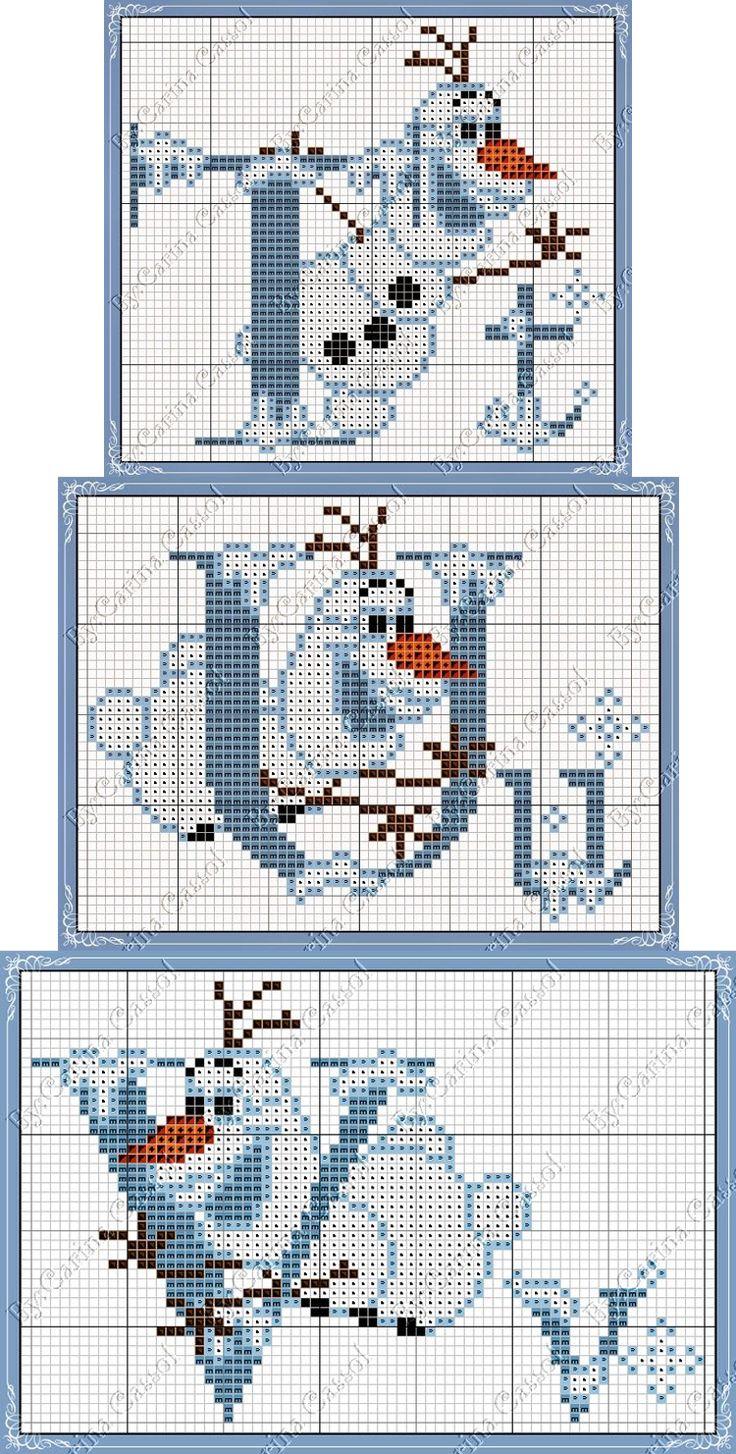 3835 best Grilles de broderie images on Pinterest | Punch needle patterns, Cross stitch patterns ...