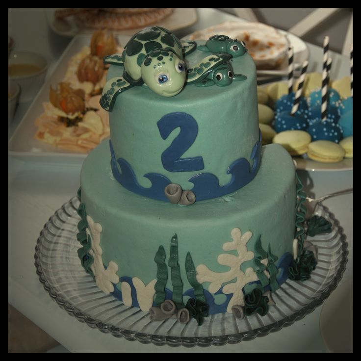 Sammys adventure birthday cake to my sons second birthday