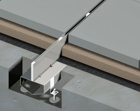 Slot drainage channels. Stylish and discreet drainage system http://www.componentdevelopments.com/products/exterior-building-drainage/slot-drains/