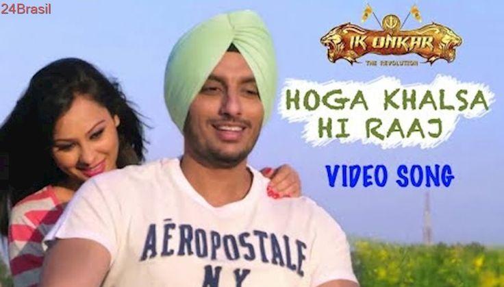 Hoga Khalsa Hi Raaj | Ik Onkar | Divya Kumar | Latest Punjabi Songs 2017 | Yellow Music | 10th Nov