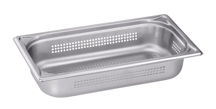 GTARDO.DE:  GN-Behälter 1/3 GN, bis 280°C, BxTxH 325x176x100 mm, Inhalt 3.8 Ltr. 45,00 €