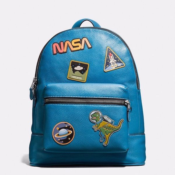 Coach Has Partnered With NASA For A Quirky Space Collection  2355227f7a1eb
