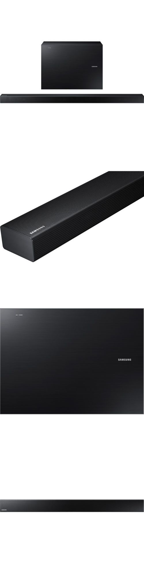 Home Theater Systems: Samsung Hw-K550 340 Watt 3.1 Channel Soundbar W/ Wireless Subwoofer And Bluetooth -> BUY IT NOW ONLY: $297.99 on eBay!