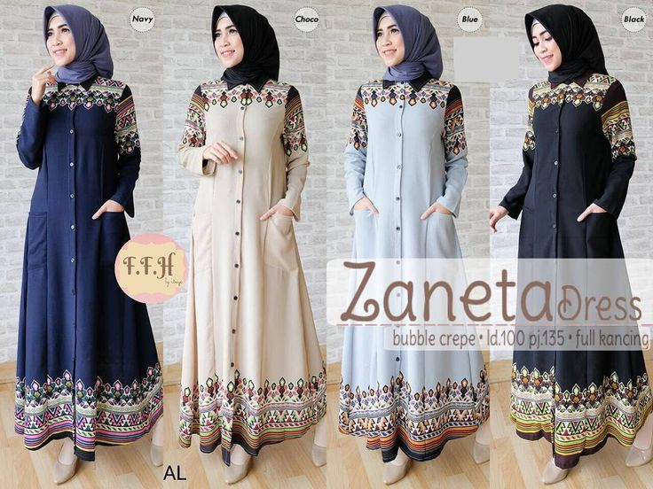 ZANETA DRESS IDR 140rb . . . . . ♥FORMAT ORDER : .SENDPICT : .NAMA BRG + WARNA : .NAMA : .ALAMAT : .NOHP : ♥Komen di ig jarang di balas langsung contact dibio ya.. #hijaber #hijabstreet #hijabstyle #hijabfashion #hijabgood  #fashion #style #onlineshop #olshop #olshopindo #online #jualanku #flipflophijab #readystock #firsthand #malaysia #singapore #hongkong #indonesia #songket #ethnic http://www.butimag.com/fashion/post/1481944244880027812_1160744755/?code=BSQ7HBlAjCk