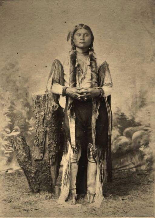 Amérindien - Comanche