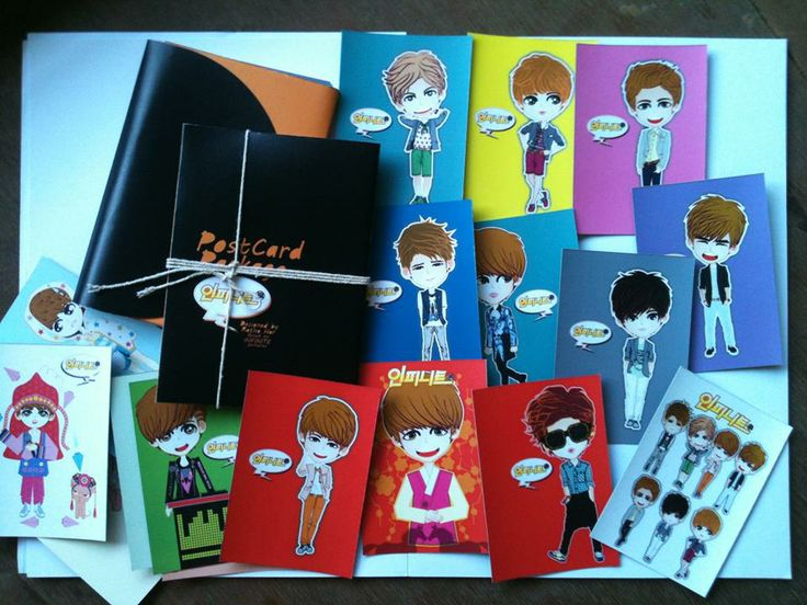 postCADR | INFINITE's Idol   ready to SALE..| created by +Ratna Har (Little Lumut)