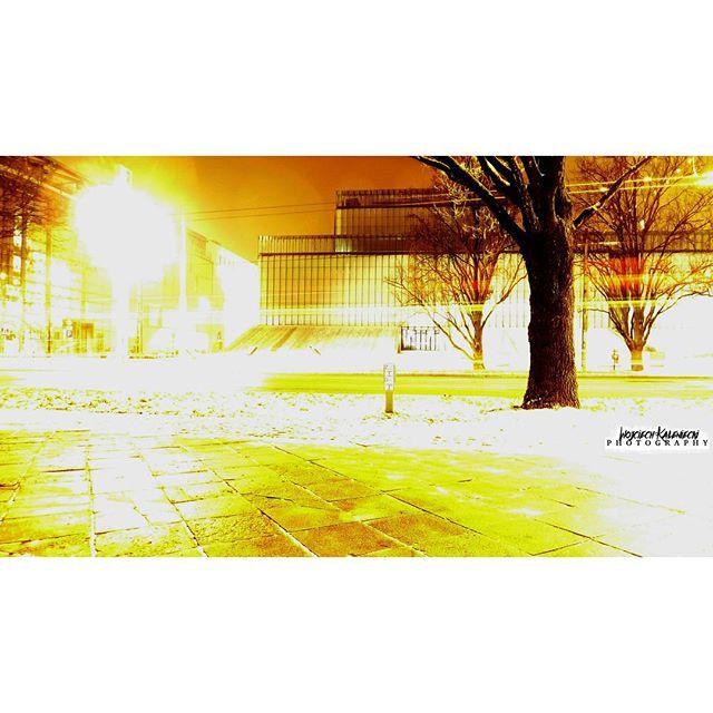 wkaleniecki.wordpress.com @spotkania_kultur #placteatralny #lights #cityatnight #csklublin #spotkaniakultur