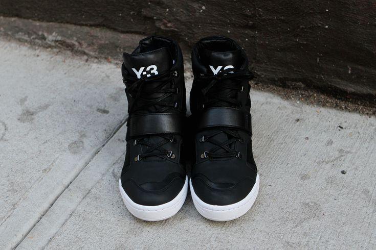adidas Y-3 Held - Black Leather | Sole Collector #burnwilliams