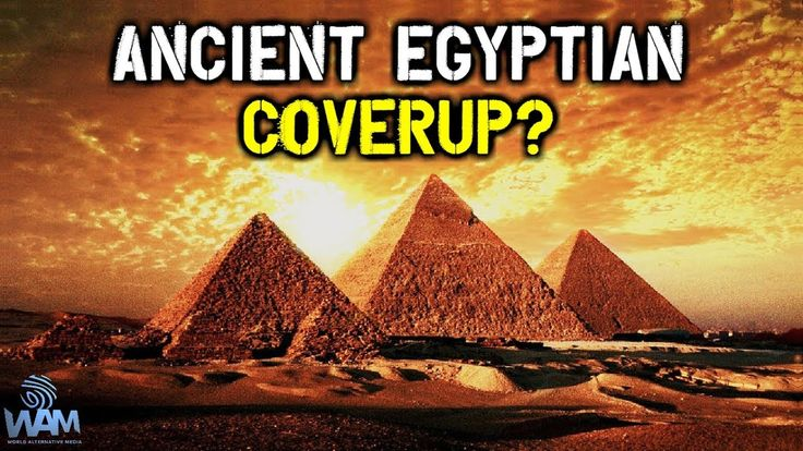 Ancient Egyptian Cemetery Found - But Is Egypt's Government Hiding Somet...