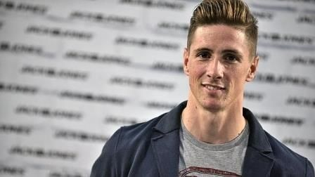 Fernando Torres, embajador de Jack