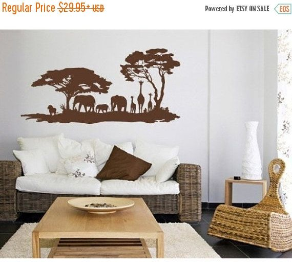 25 best ideas about savane africaine on pinterest la for Decoration murale africaine