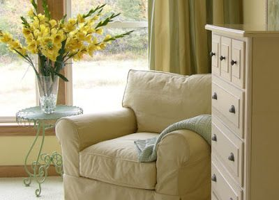 Shabby Chic decoration colors, furniture, accessories 2