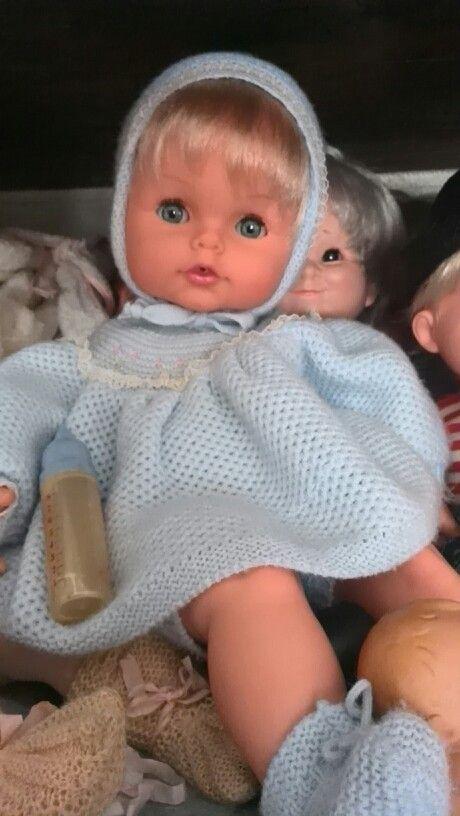 Italian doll cicciobello sebino