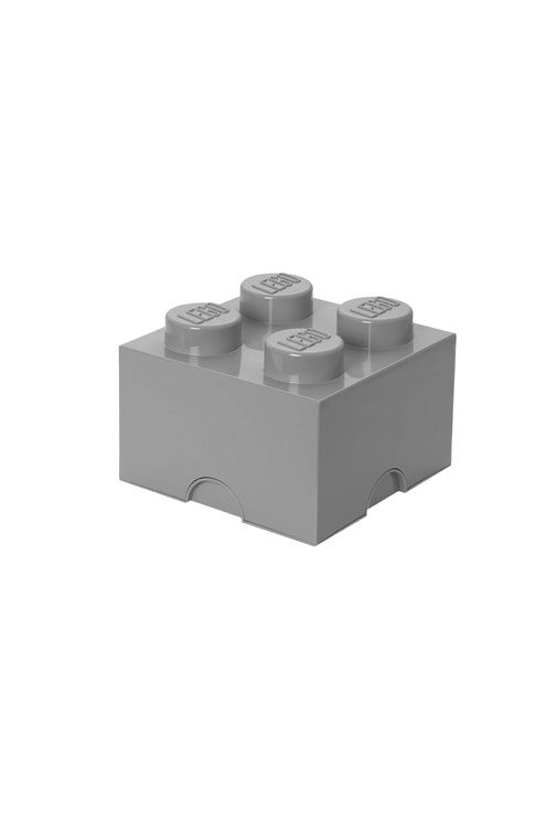 Inreda med LEGO eller samla allt ditt lego i dessa praktiska förvaringsboxar? Javisst! Med förvaringsboxar och papperskorgar i alla de klassiska legofärgerna. Perfekt för barnkammaren men egentligen snyggt, och praktiskt, i vilket rum som helst. Alla klossar och huvuden är kompatibla och kan byggas ihop, tillverkade av plast.<br><br>Mått: 25 x 25 x 18 cm <br><br> <br><br>