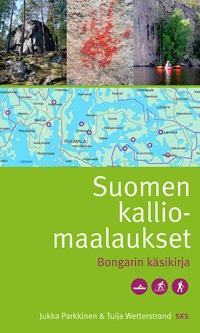 Jukka Parkkinen, Tuija Wetterstrand: Suomen kalliomaalaukset. Bongarin käsikirja (2013)