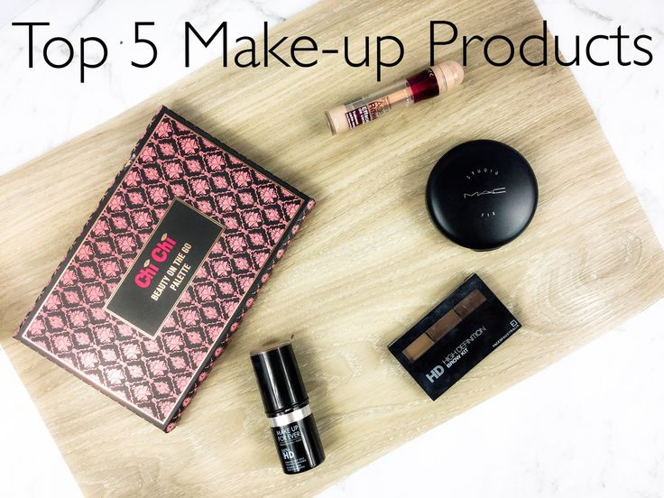 Just as I opened up my bathroom cupboard to check out what I use in the morning, I've done it again and listed my top 5 make-up products that I can't live without!  Top 5 Make-up Products http://www.ailsa-jane.com/single-post/2017/02/02/Top-5-Make-up-Products