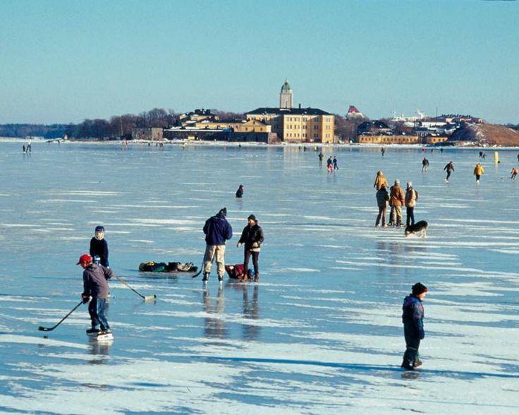 Helsinki, Finland People