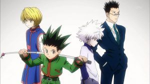 Hunter X Hunter - Best Animes Shows