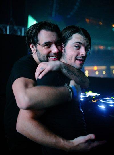 Sebastian & Axwell | Swedish House Mafia