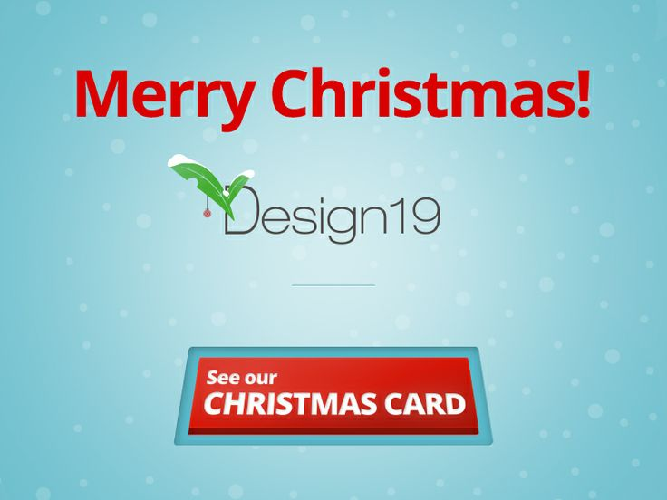 Christmas Card for all our followers :)
