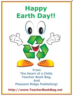 Free Happy Earth Day Packet