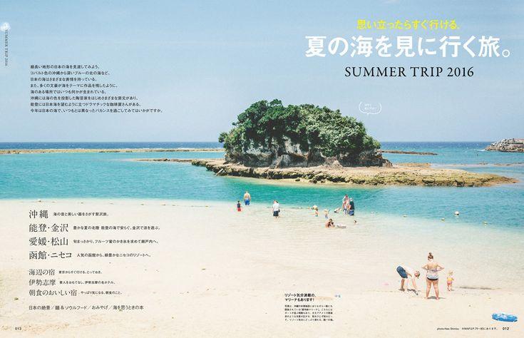 この夏は日本の海へ出かけてみませんか。 浜辺にテーブルを置いたネパール料理を出す食堂。白い砂と海の音が最高のインテリアだ。こんな夢のようなお店は沖縄の浜辺にある。 ...