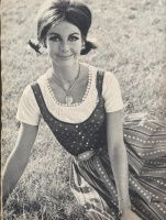 Journal BURDA MODEN 1965 05 / modebladen Bibliotheek / Library / FASHION PAGINA'S