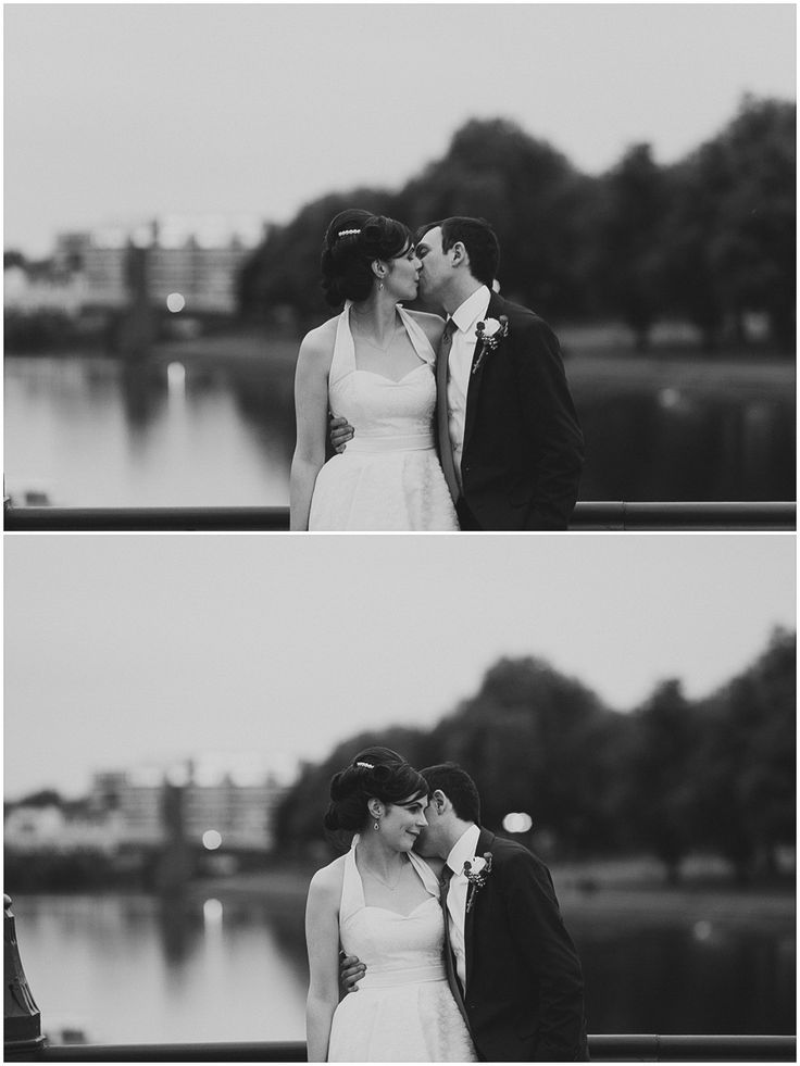 Ruth and Dan intimate wedding in