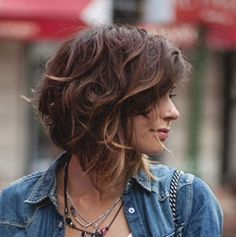 Abbreviation 2019: 110 of the most beautiful short hairstyles of autumn in photo…
