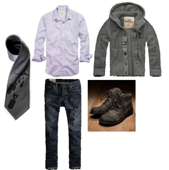 From my Polyvore - For Him.