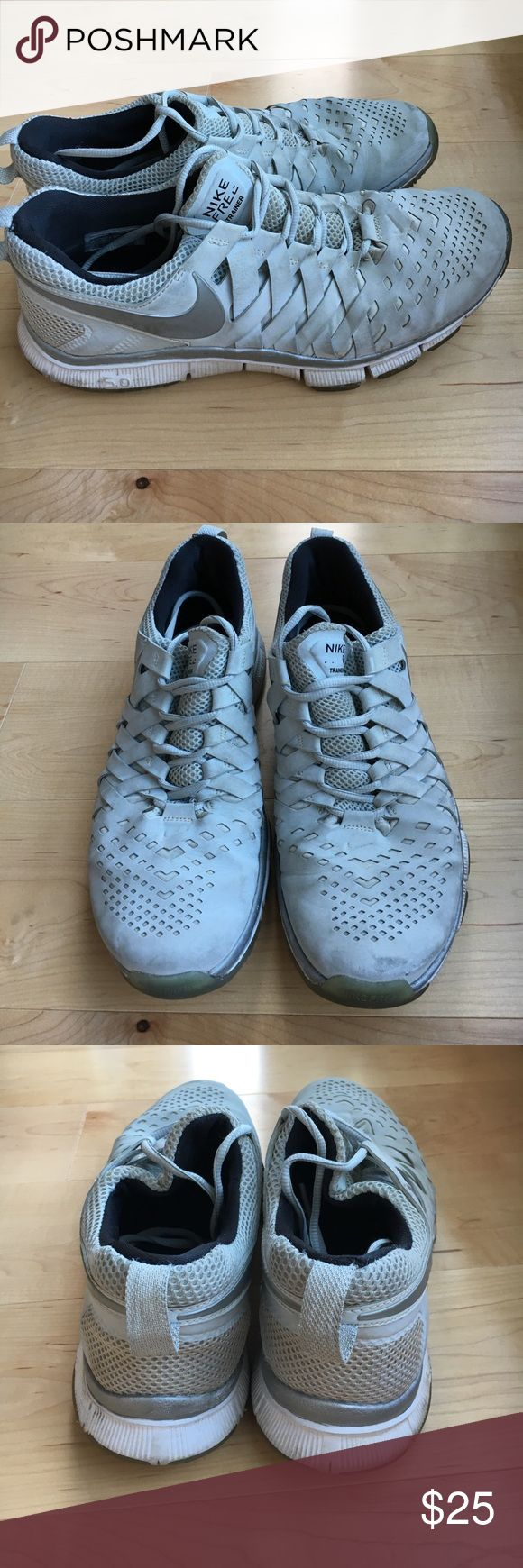 Nike Free Train 5.0 USED Used Nike free trainer 5.0. Wear and tear on the outside but performs great still and has good miles on it left. Nike Shoes Athletic Shoes