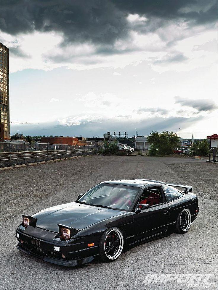 1992 Nissan 240SX G Grow Front Bumper