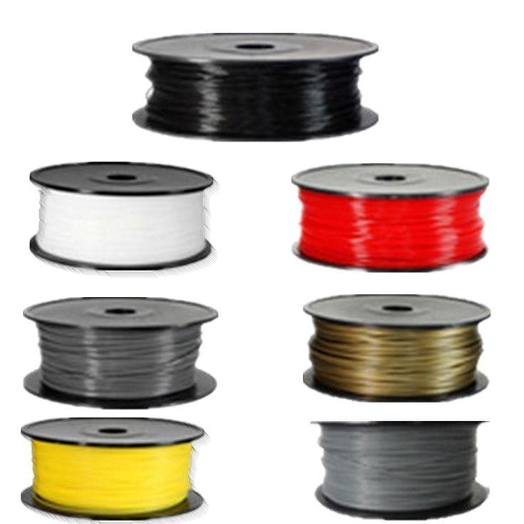 $2.27 (Buy here: https://alitems.com/g/1e8d114494ebda23ff8b16525dc3e8/?i=5&ulp=https%3A%2F%2Fwww.aliexpress.com%2Fitem%2FDIY-20M-3d-Printer-Filament-7-colors-Optional-for-1-75mm-filament-MakerBot-RepRap-ABS-material%2F32766151645.html ) DIY 20M 3d Printer Filament 7 colors Optional for 1.75mm filament MakerBot RepRap ABS material 3D printing Accessories for just $2.27