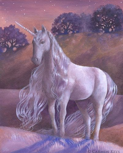 The Last Unicorn - Carmen Medlin