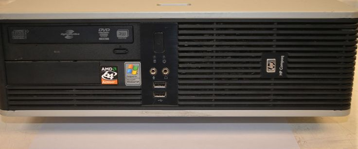 HP Com DC5750 PC SFF AMD Athlon 64 2.20Ghz 2GB DDR2 250GB SALE | Computers/Tablets & Networking, Desktops & All-in-Ones, PC Desktops & All-in-Ones | eBay!
