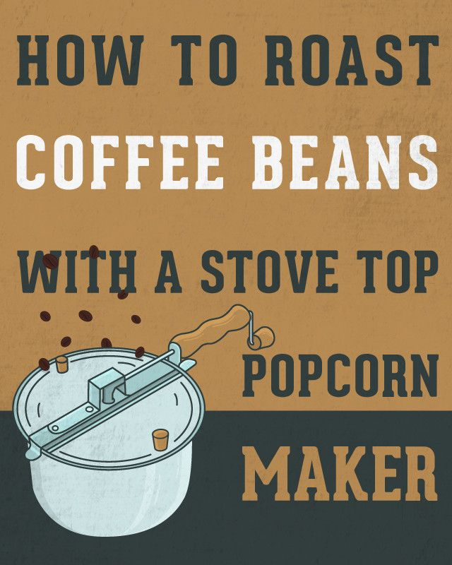 Popcorn! It's fun, it's delicious, it brings families together, and it's the snack of choice for moviegoers the world over. It's also the SECOND best thing to make in a #popcorn popper. The top prize has to go to #coffee, which can easily and quickly be roasted with inexpensive popcorn equipment. How to Roast Coffee Beans With a Stove Top Popcorn Maker