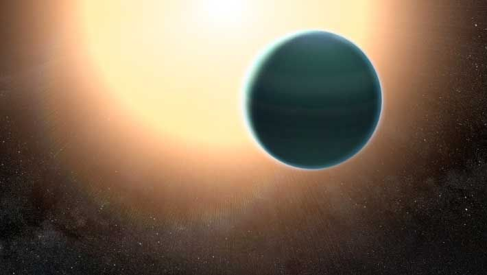 HAT-P-26b: Unexpectedly Primitive Atmosphere Discovered around Neptune-Mass Exoplanet | Astronomy | Sci-News.com