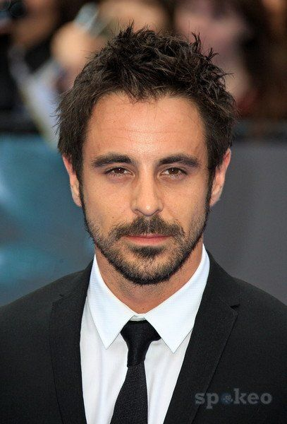 Emun Elliott. Half Persian-Half Scottish <3