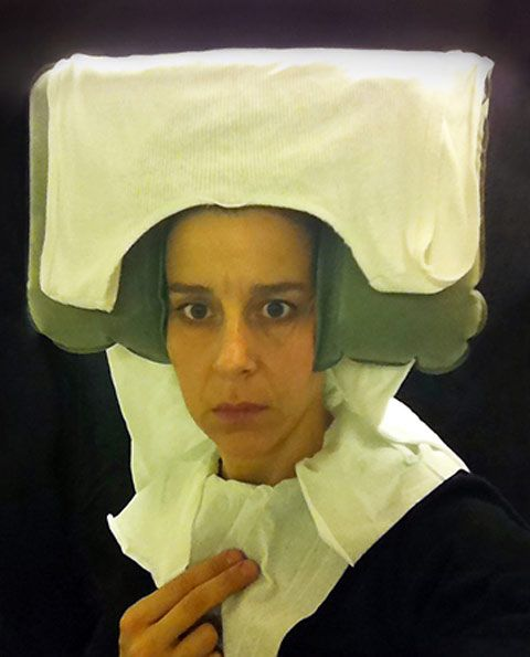 Seat Assignment: Lavatory Self-Portraits