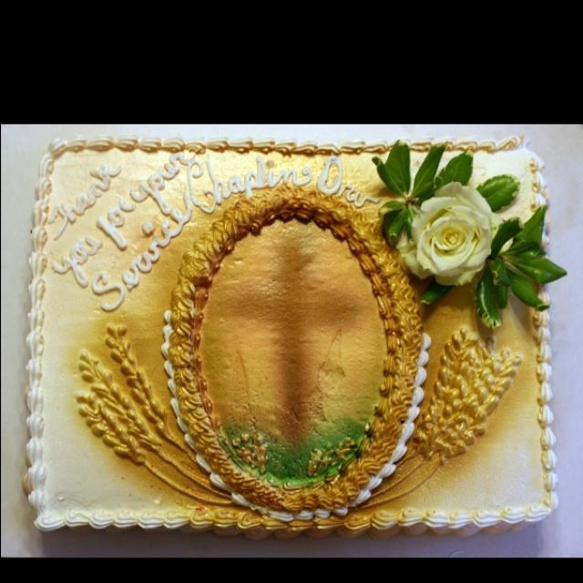 Pastor retirement cake Party Ideas Pinterest ...