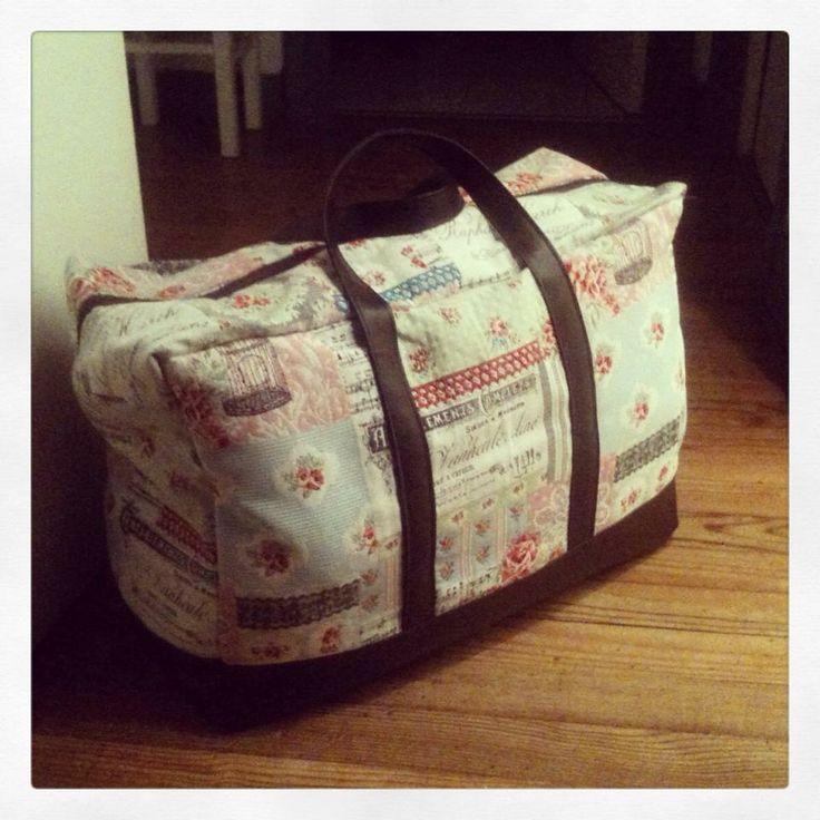 patron couture sac voyage