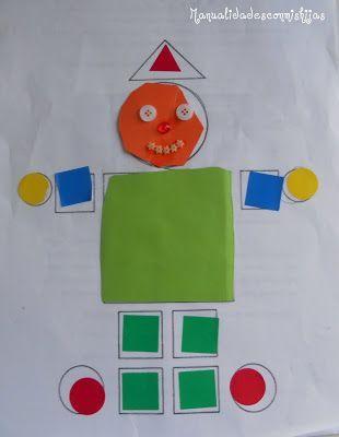 Resultado de imagen para planeacion robot con figuras geometricas