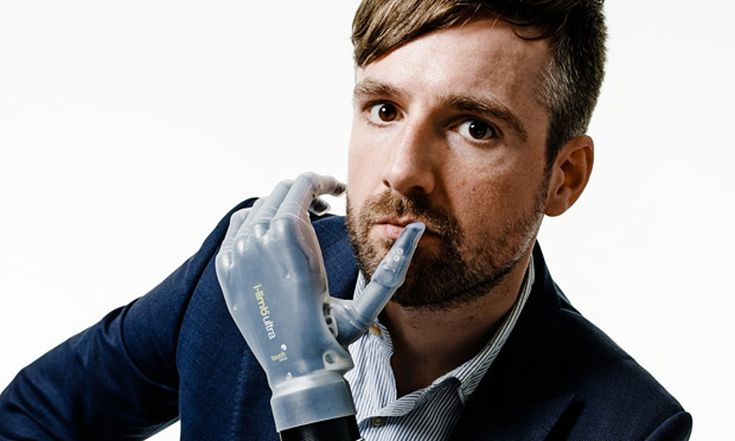 The future of robotics: in a transhuman world, the disabled will be the ones without prosthetic limbs… | swissnex
