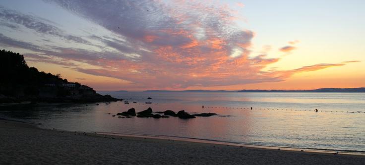 Playa de Loira, Marin (Pontevedra)