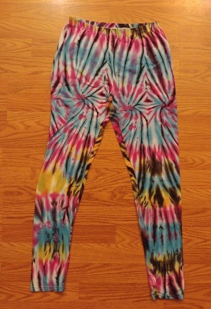 65c2bd1727aca8 bobbie brooks Leggings pants LARGE L #BobbieBrooks #Footless | style ...