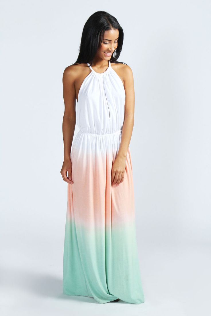 1000  images about Style:Dip Dyed on Pinterest  Jersey dresses ...