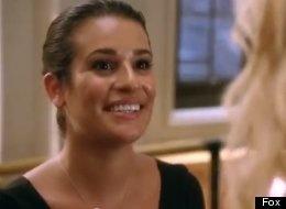 Glee Lea and Kate Hudson